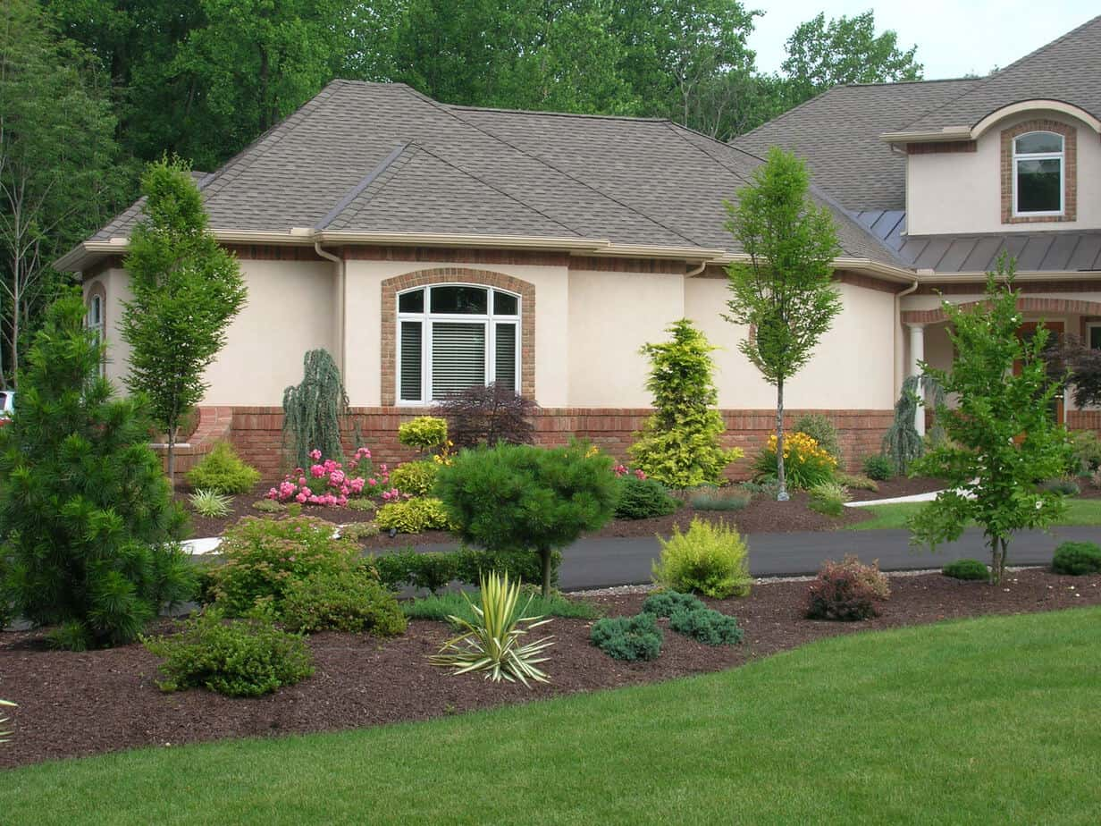 garden design with hilltop landscaping serving new jersey for your landscaping needs with yard landscape design - Garden Design Jersey