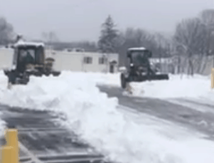 Commercial Snow Removal – New Jersey